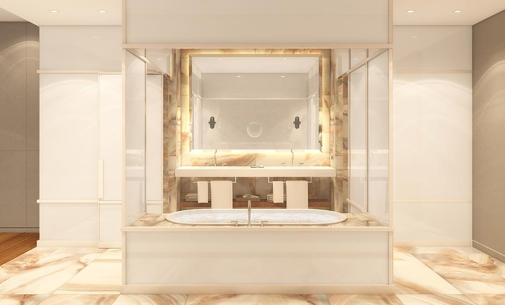 copie 12 . DGID . APS . TYKHE . Luxury room . concept A